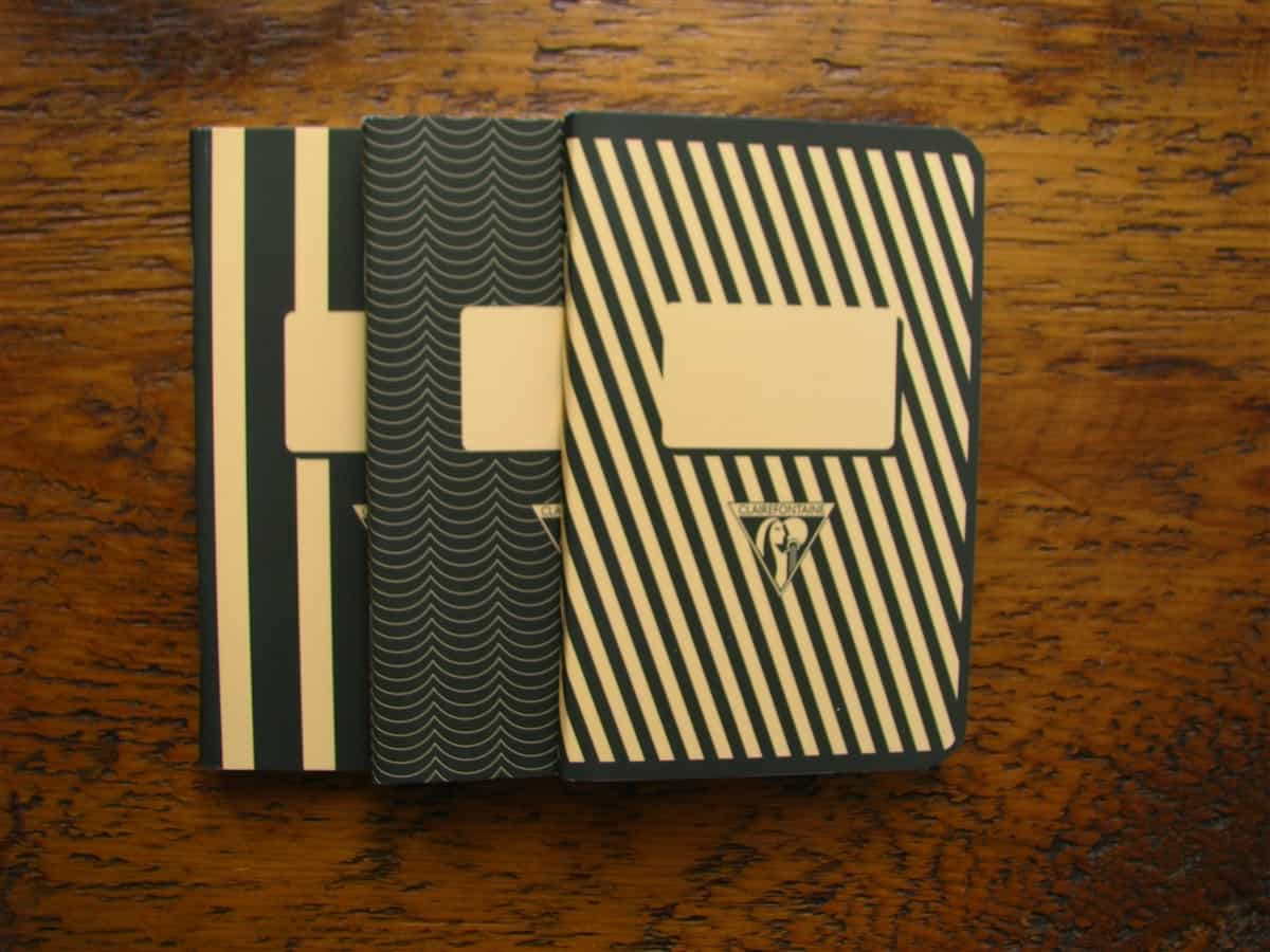Clairefontaine Collection 1951 – edc notebook