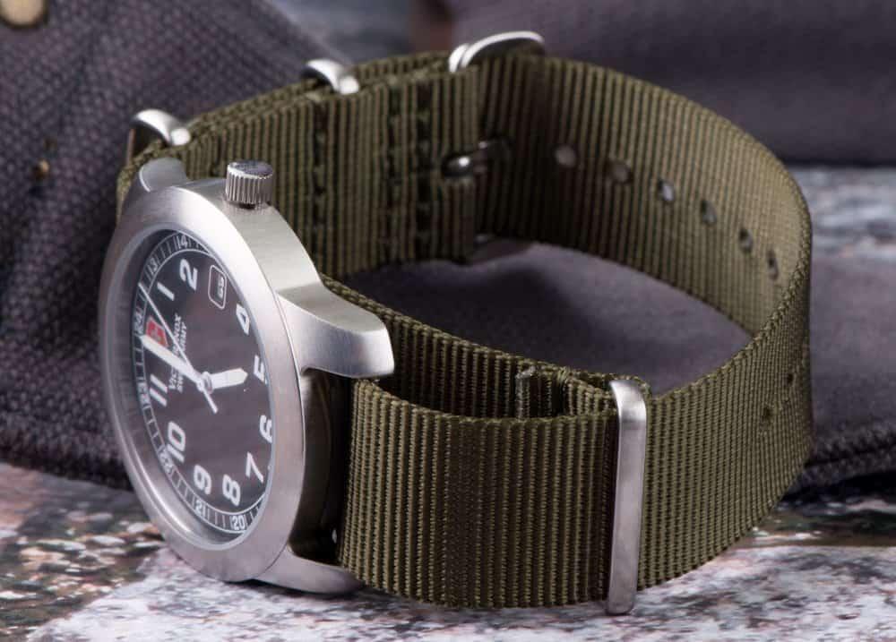 Clockwork Synergy – NATO watch strap