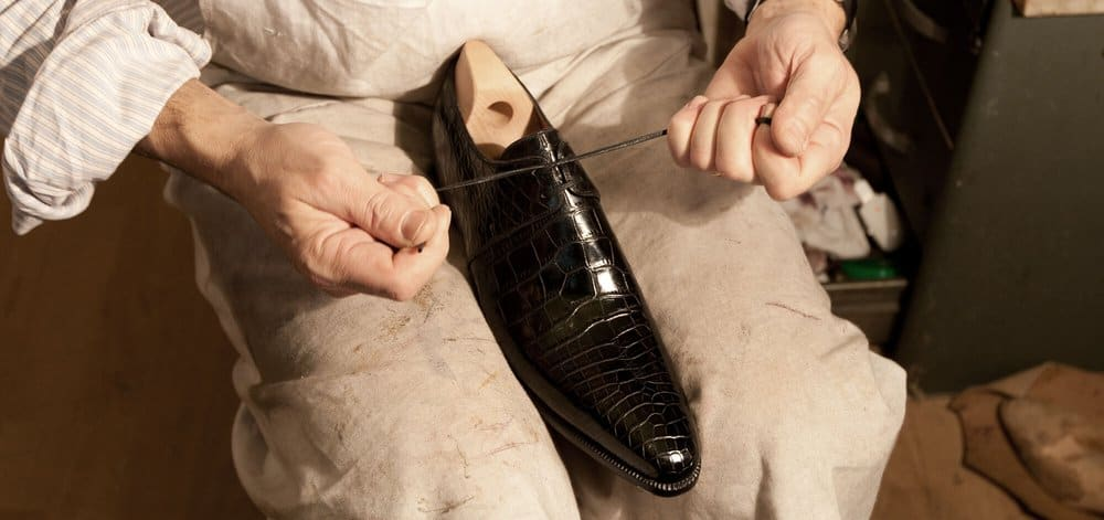 Crockett & Jones – bespoke footwear