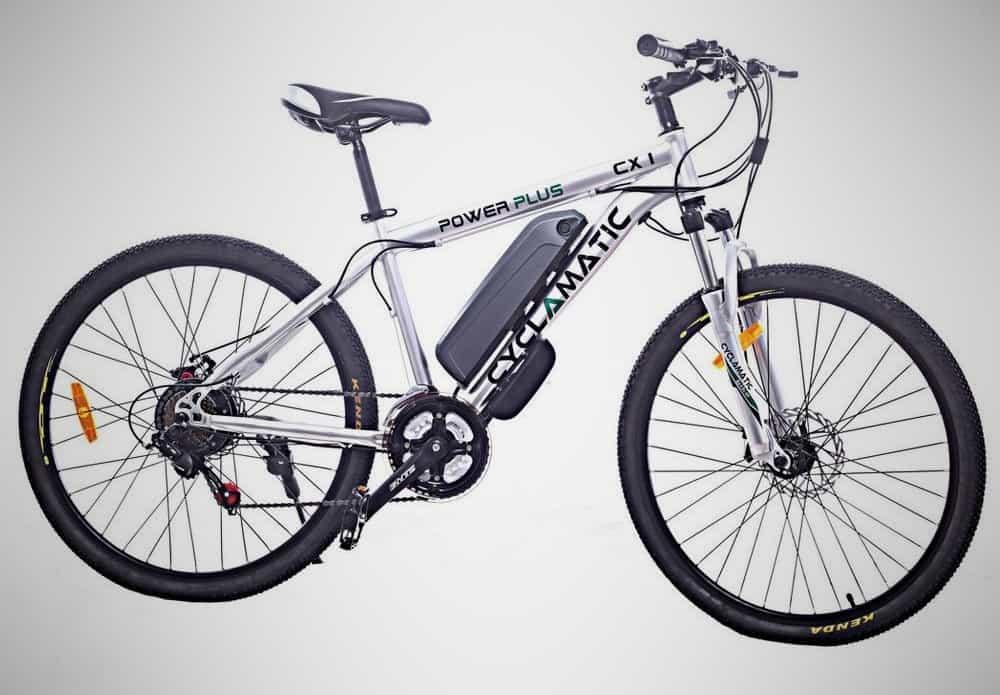 Cyclamatic Power Plus CX1 – electric bike