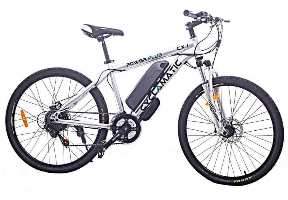 Cyclamatic Power Plus CX1 – electric bike