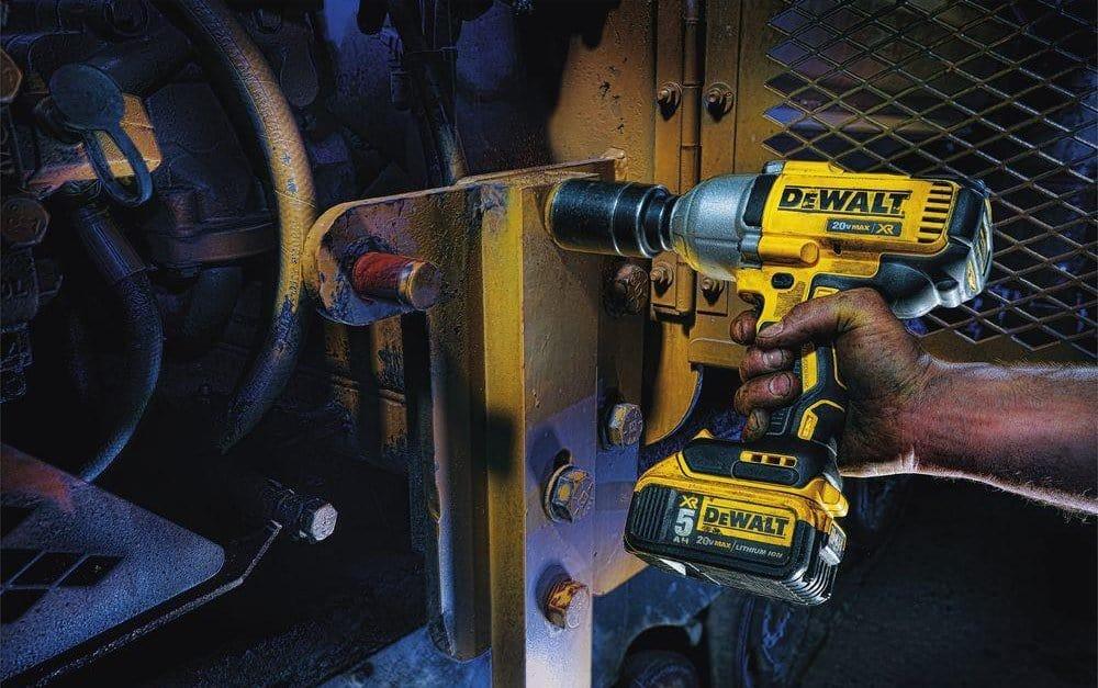 DEWALT-DCF899P1 Impact Wrench – mechanic tool