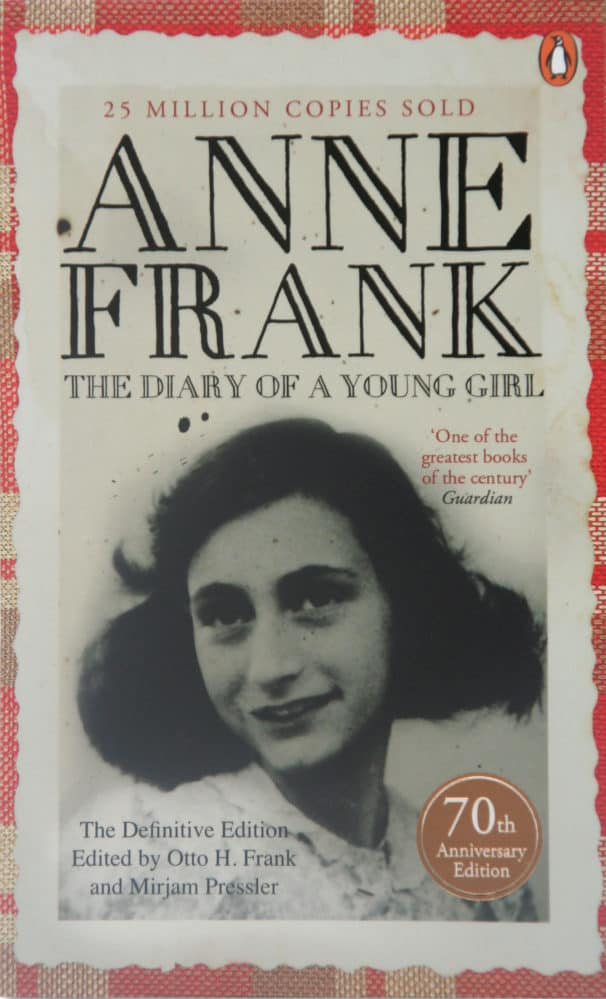 Diary of Anne Frank Books to Read e1486839817195 606x999 Corrupting Power: 32 Brilliant Books Everyone Should Read