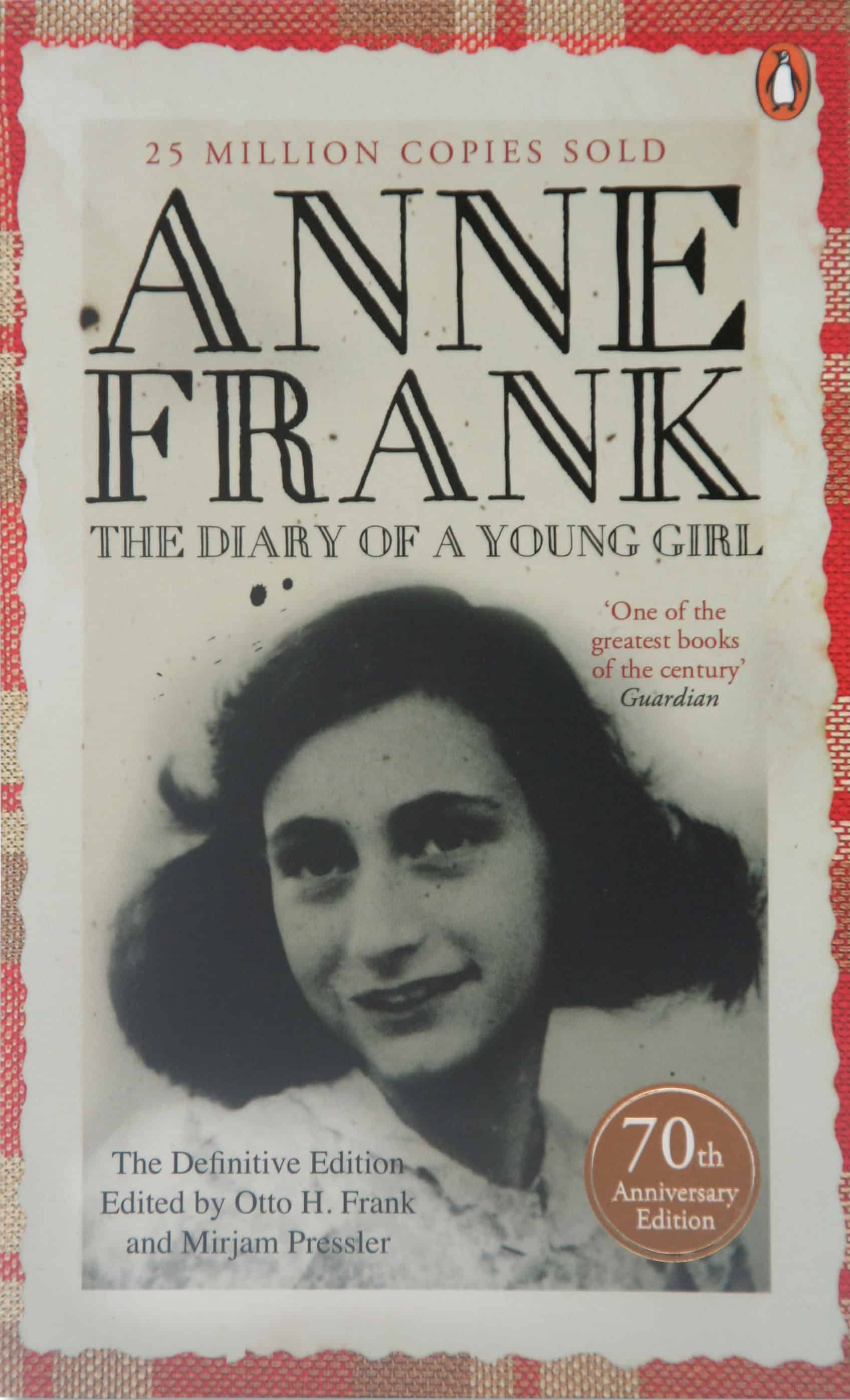Diary of Anne Frank Books to Read