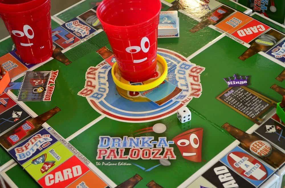 Drink-A-Palooza – drinking game