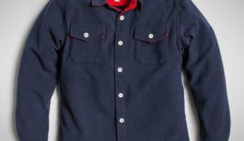 Edgevale Bonded Fleece Shirt Jacket 345x200 The 21 Best Shirt Jackets For All Season Wear