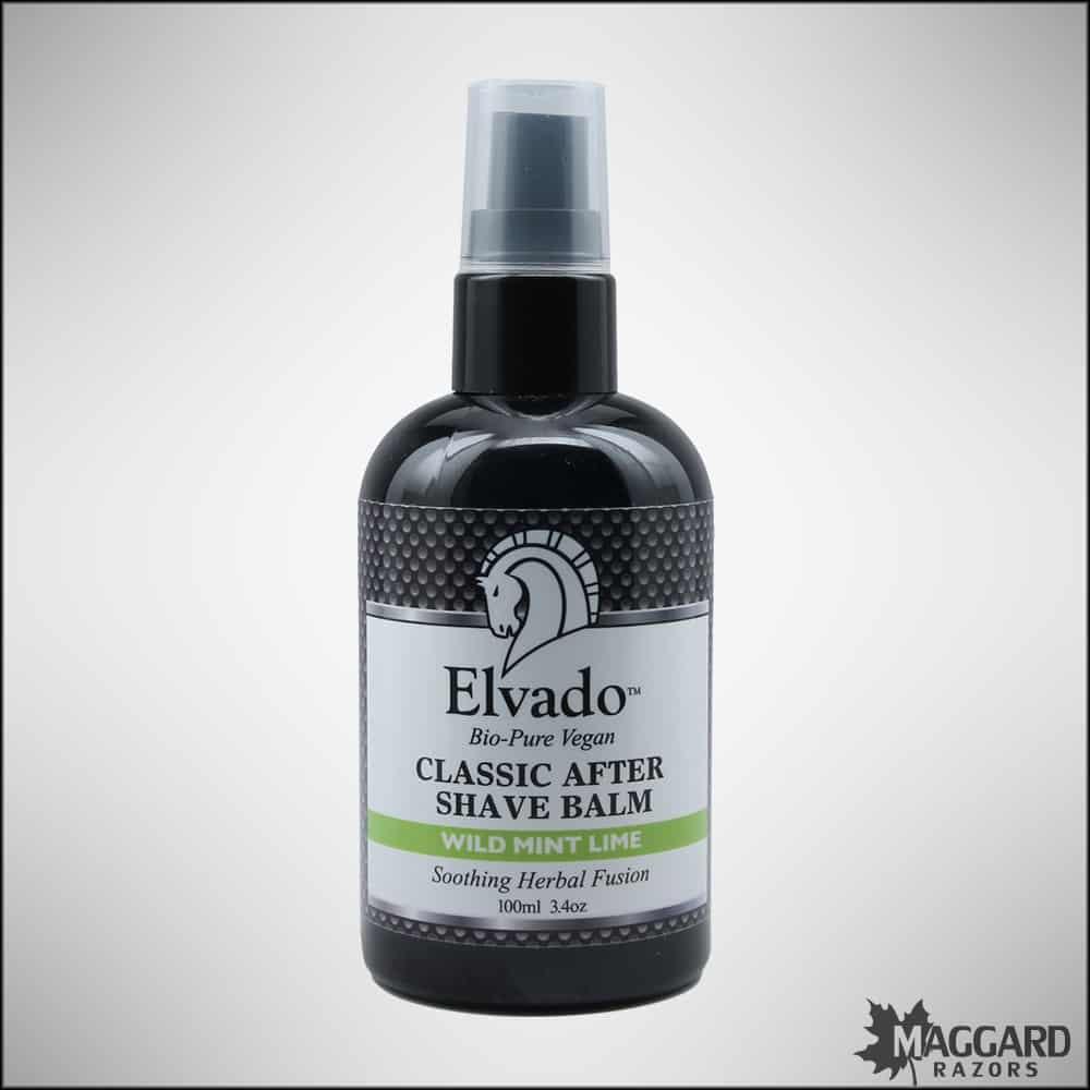 Elvado Wild Mint Lime Aftershave Balm For Men
