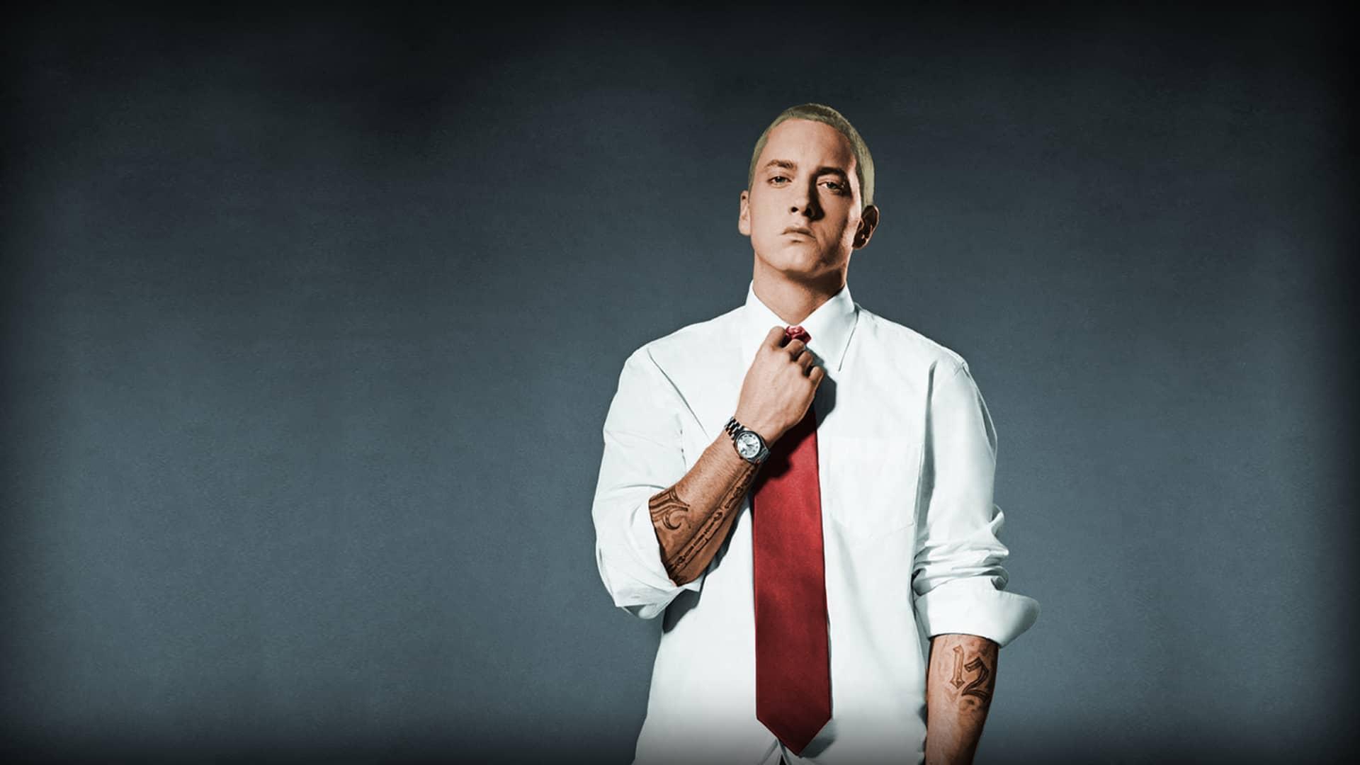 Eminem – 90's band