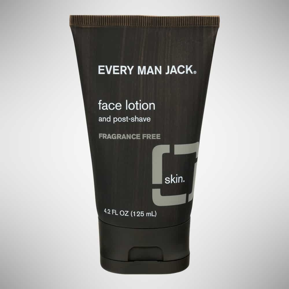 Every Man Jack Post Shave Face Lotion – aftershave for men
