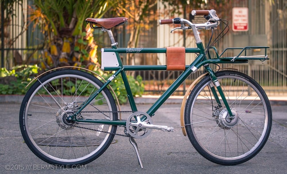 Faraday Porteur – electric bike