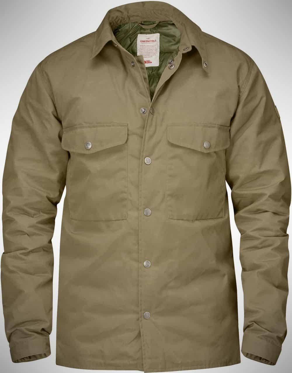 Fjallraven Down Shirt No 1 Jacket