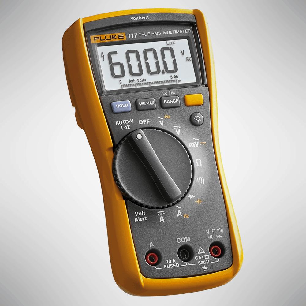 Fluke 117 True RMS Multimeter – mechanic tool