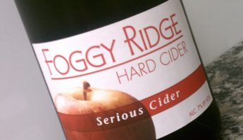 Foggy Ridge Serious Hard Cider 345x200 Get Punch Drunk With The 17 Best Hard Ciders