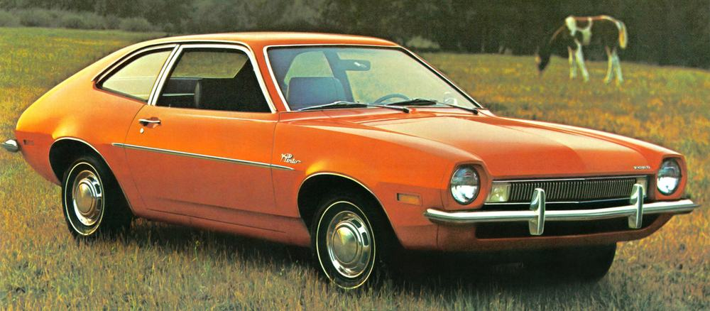 Ford Pinto – best bad car