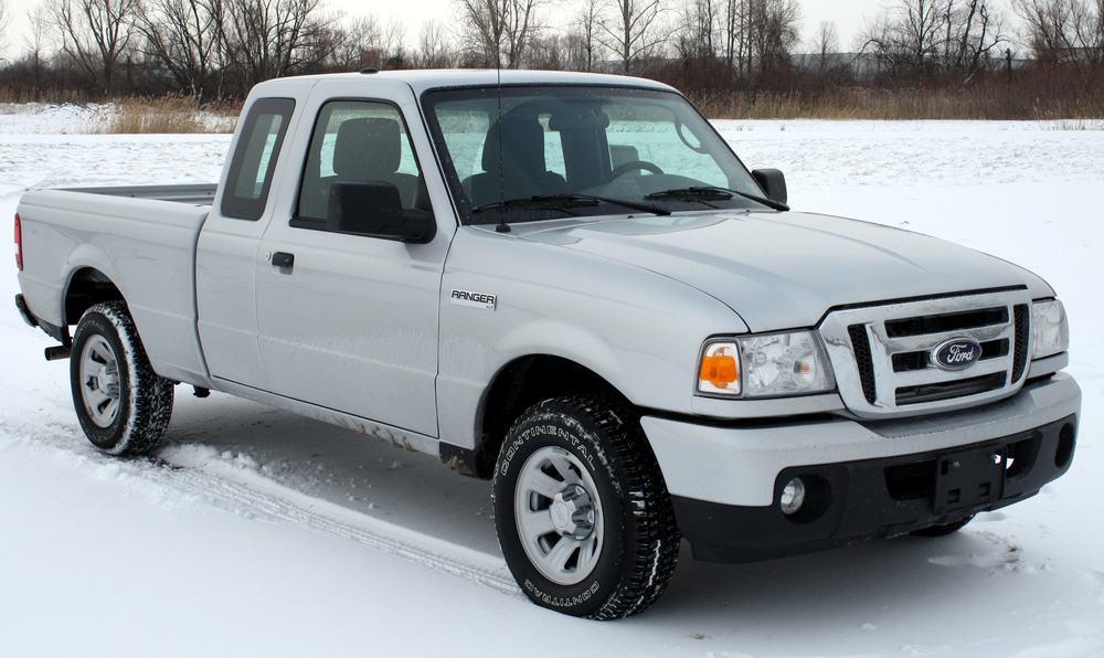 Ford Ranger XLT – adventure vehicle