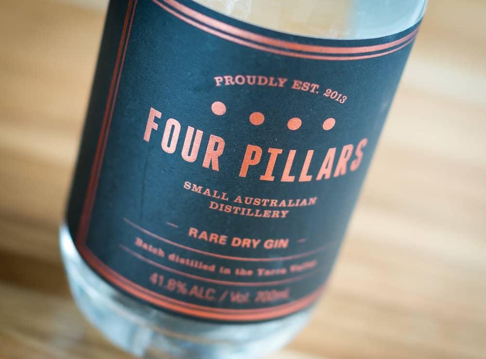 Four Pillars Rare Dry – best gin