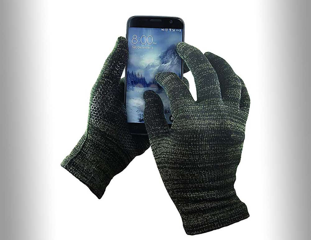 GliderGloves Copper Infused Touch Screen Gloves