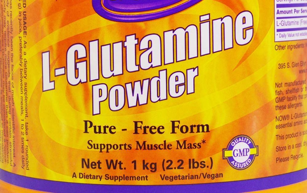 Glutamine – workout supplement