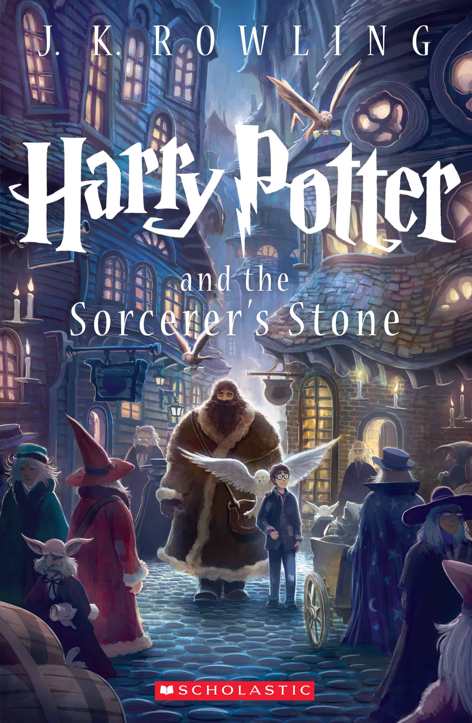 Harry Potter and the Sorcerer's Stone Books to Read