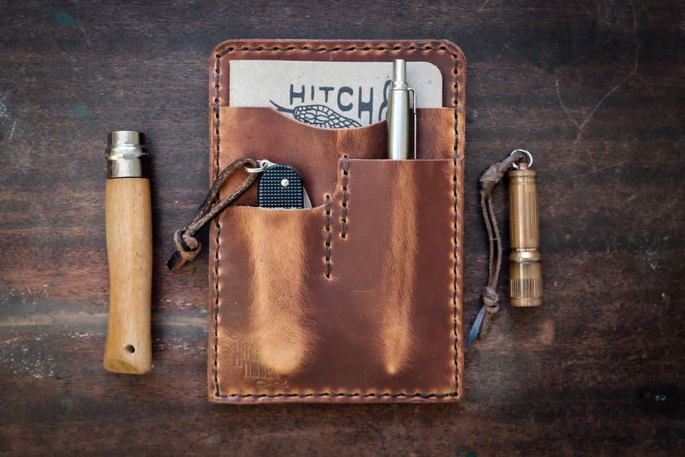 Hitch & Timber EDC Card Caddy – tactical wallet