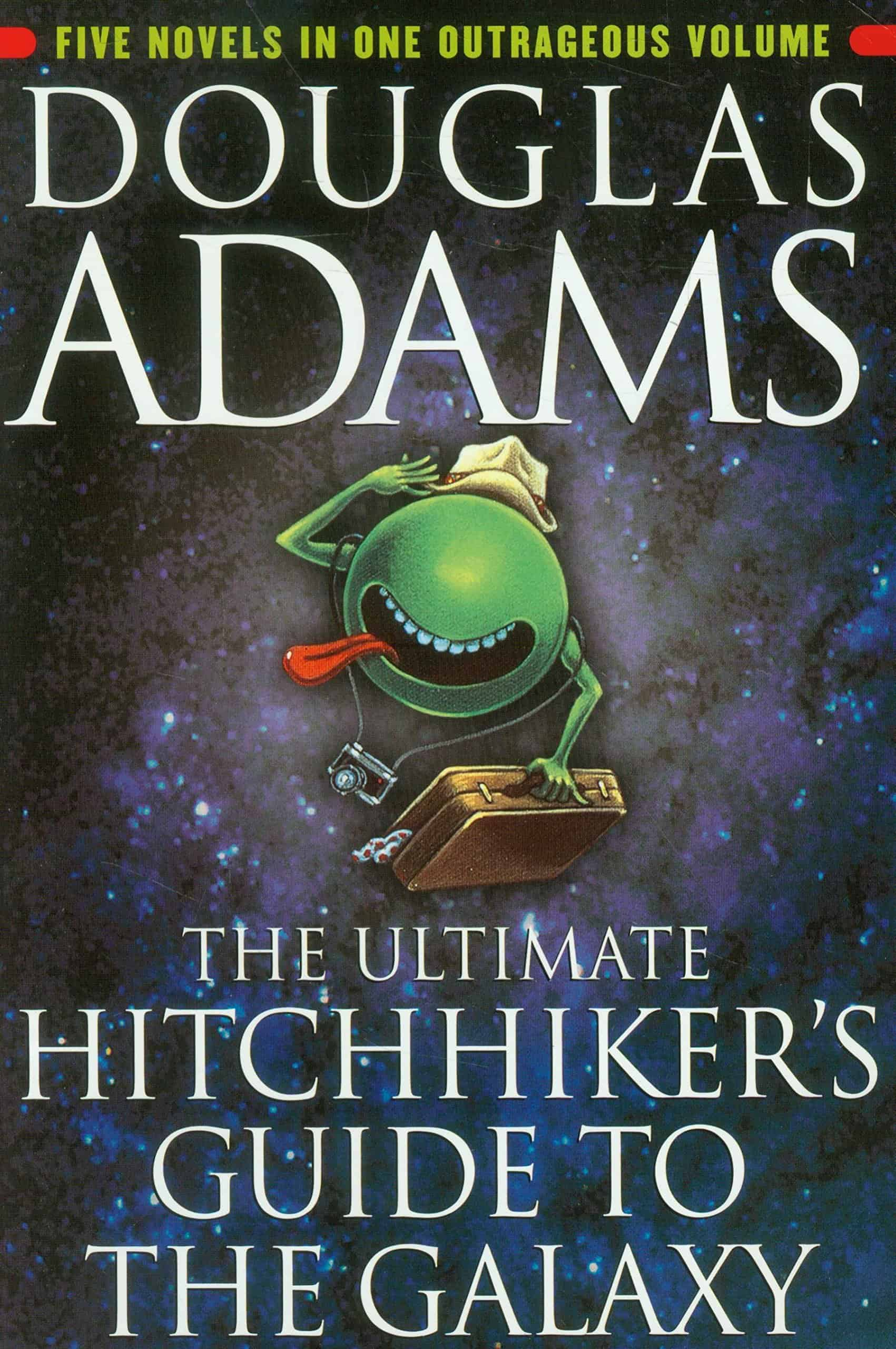 Hitchhiker's Guide to the Galaxy Books to Read