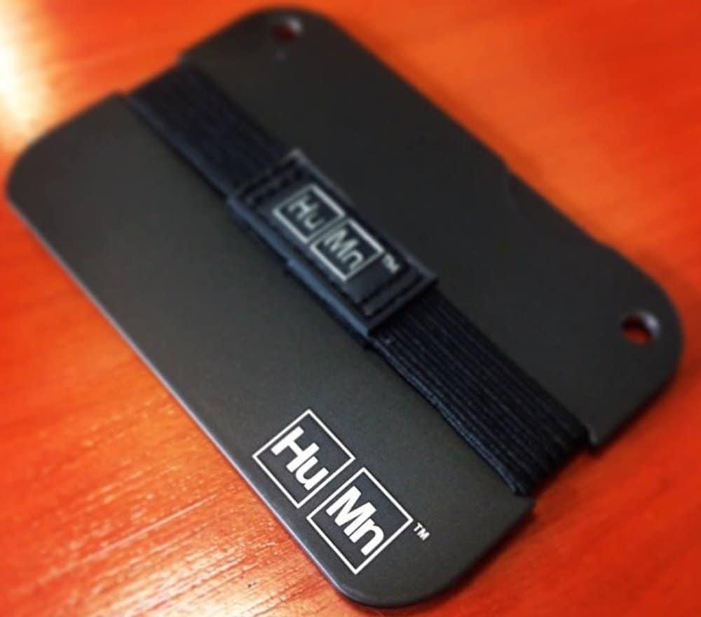 HuMn Mini – tactical wallet