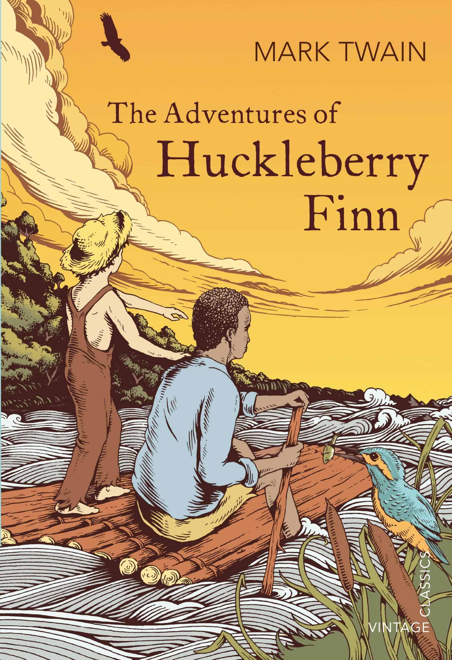 Huckleberry Finn Books to Read