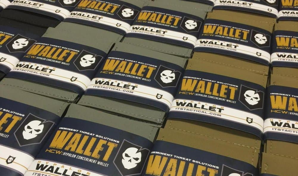 ITS Hypalon Concealment Tactical Wallet
