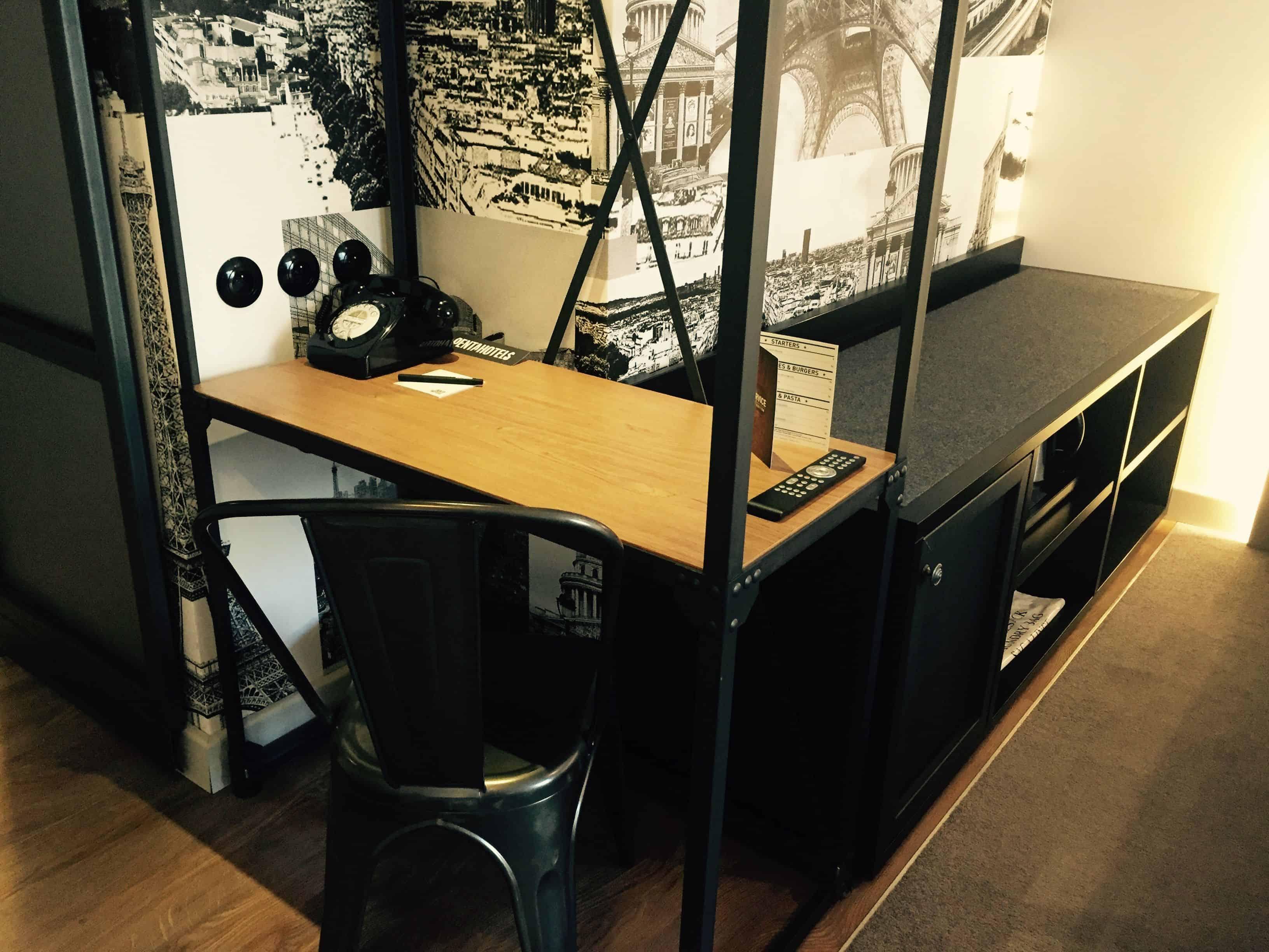 Industrial office area – pentahotel paris