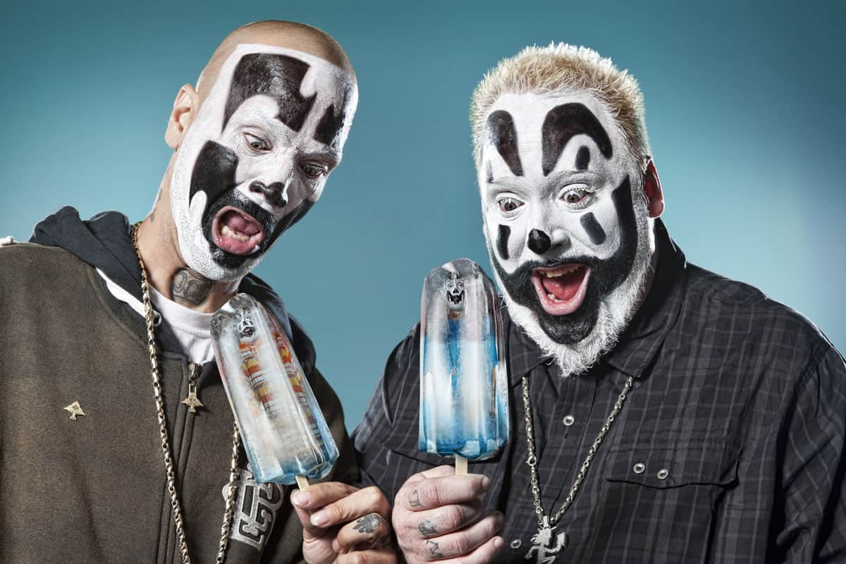 Insane Clown Posse – 90's band