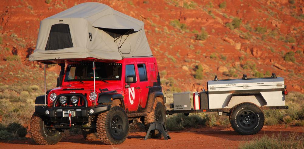 Jeep Wrangler – adventure vehicle
