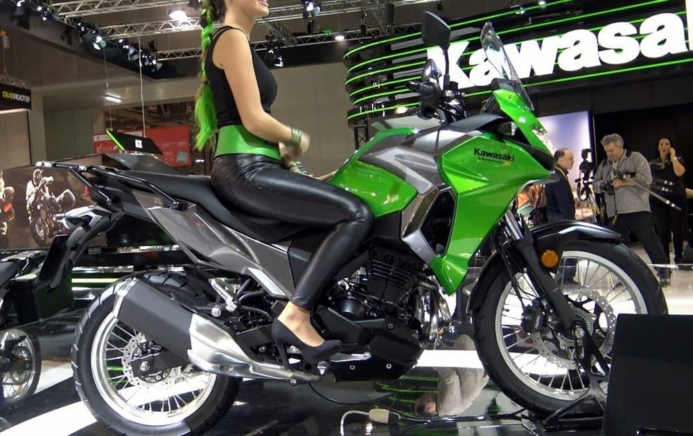 Kawasaki Versys-X 300 – first motorcycle