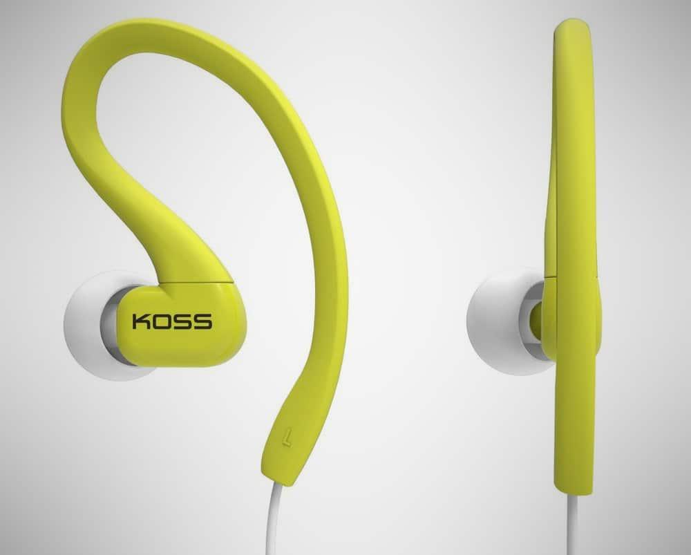 Koss FitClips – cheap earbuds