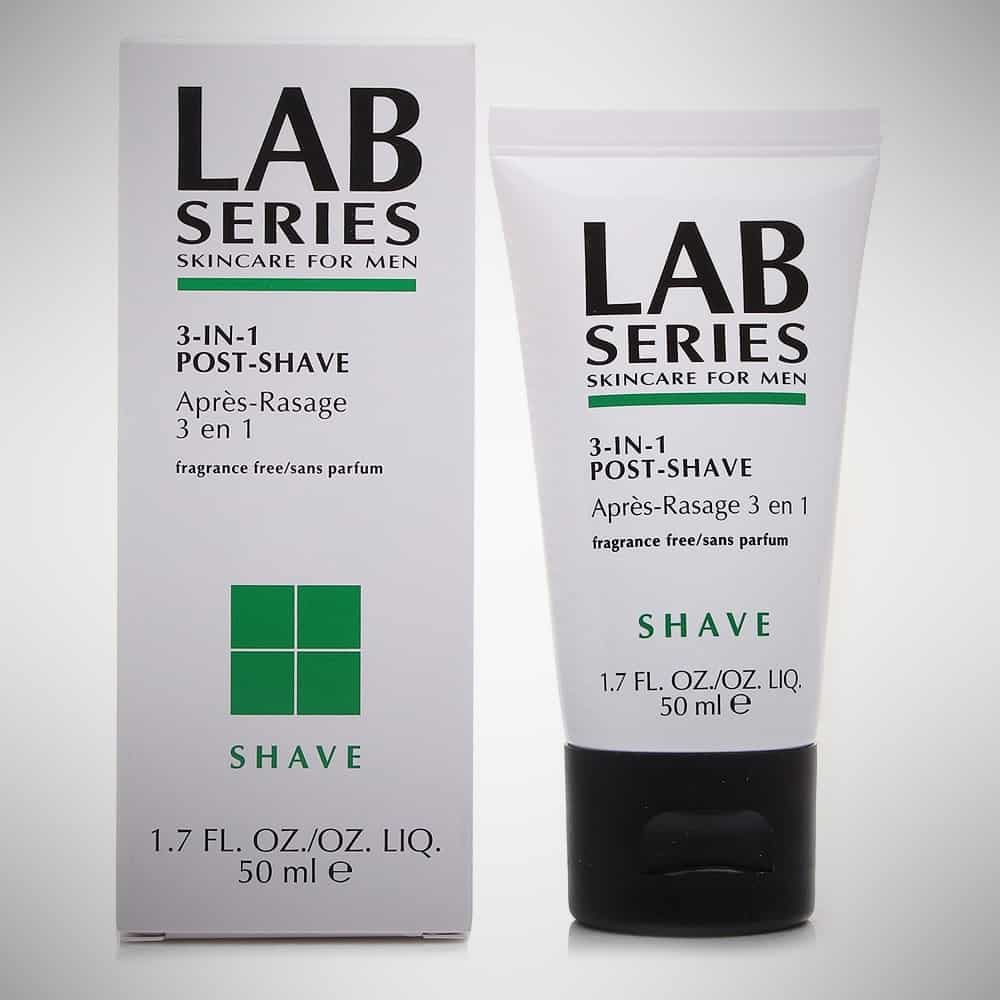 Lab Series 3-In-1 Post-Shave – aftershave for men