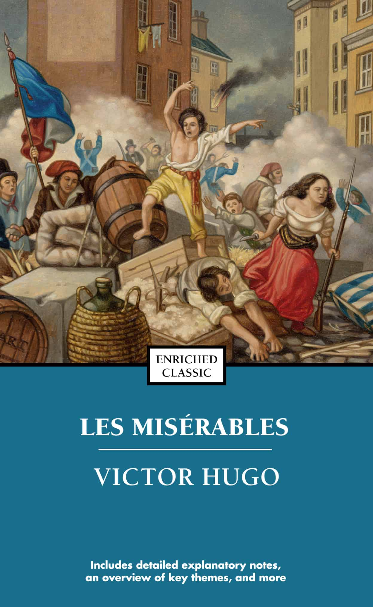 Les Miserables Books to Read