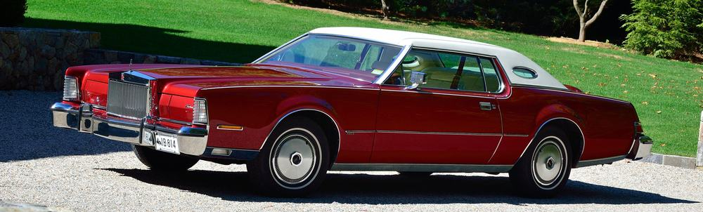 Lincoln Continental Mark IV – best bad car