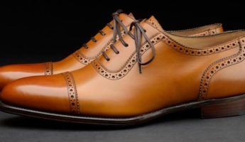 Loake bespoke footwear 345x200 A Gentlemans Guide to Choosing Bespoke Footwear