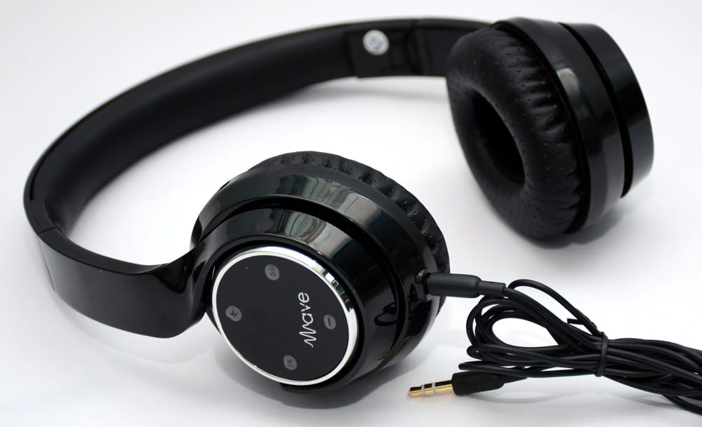 MEE Audio Wave – on-ear headphones