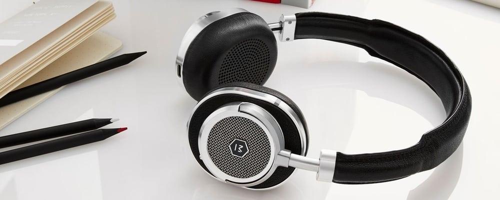 Master & Dynamic MW50 – on-ear headphone