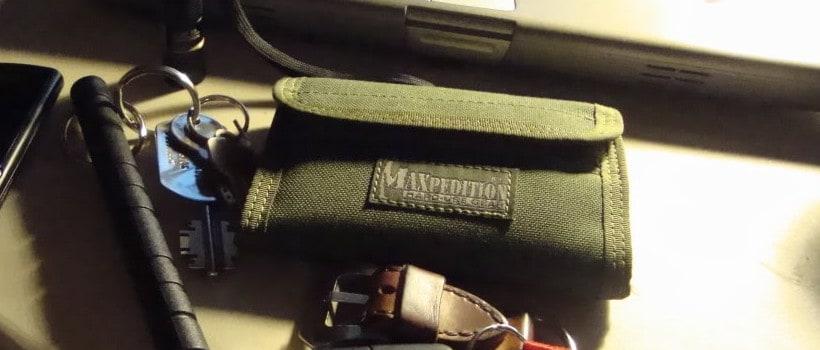 Maxpedition Spartan – tactical wallet