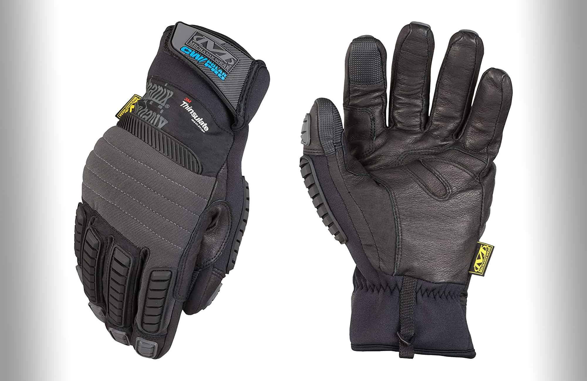 Mechanix Wear - Polar Pro Winter Gloves