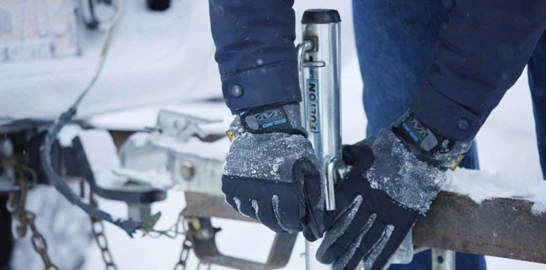 Mechanix Wear - Wind Resistant Winter Touchscreen Gloves
