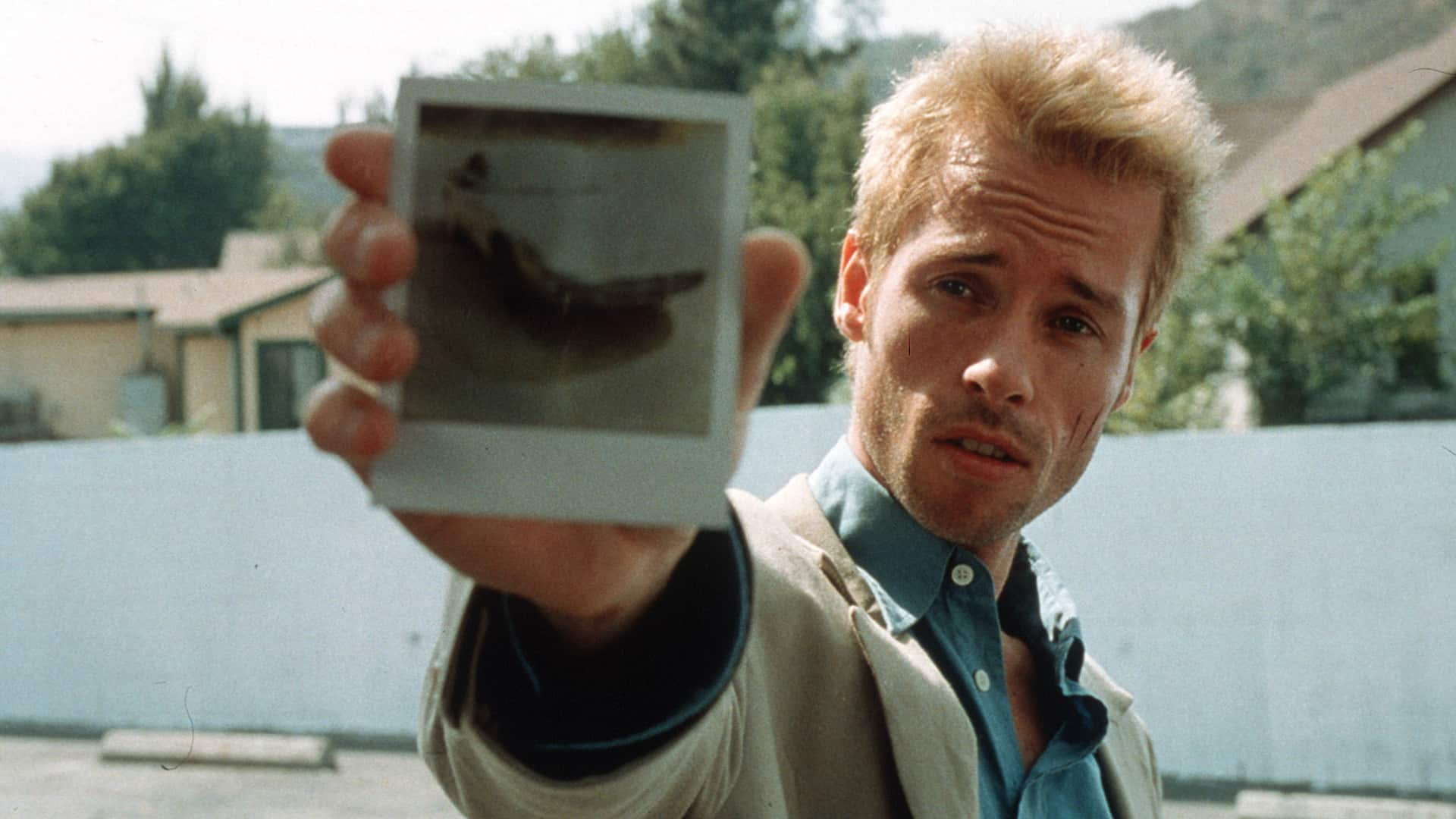 Memento – thriller movie