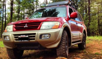 Mitsubishi Montero adventure vehicle 345x200 13 Most Useful Adventure Vehicles Under $10,000
