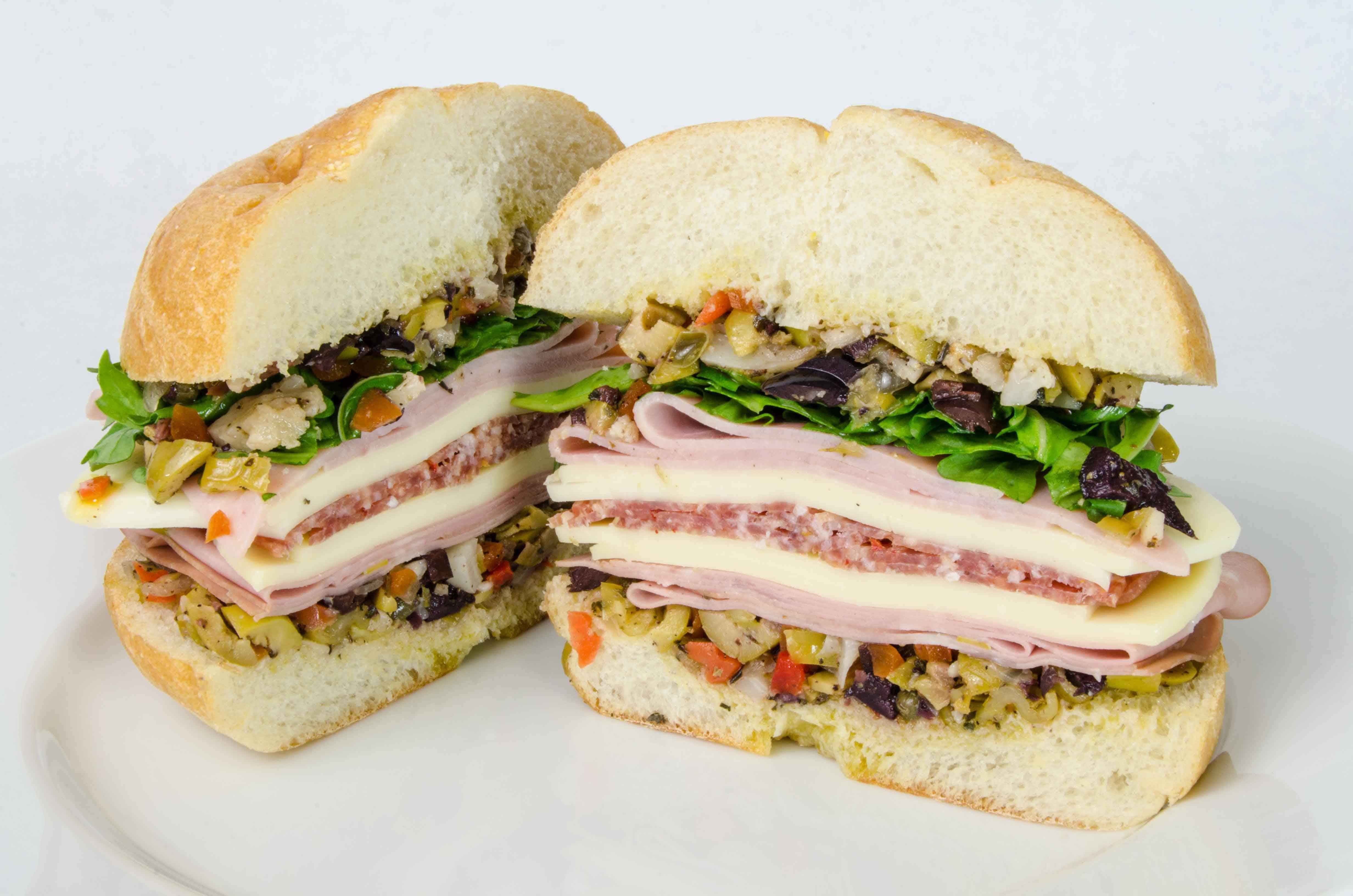 Muffaletta – best sandwich
