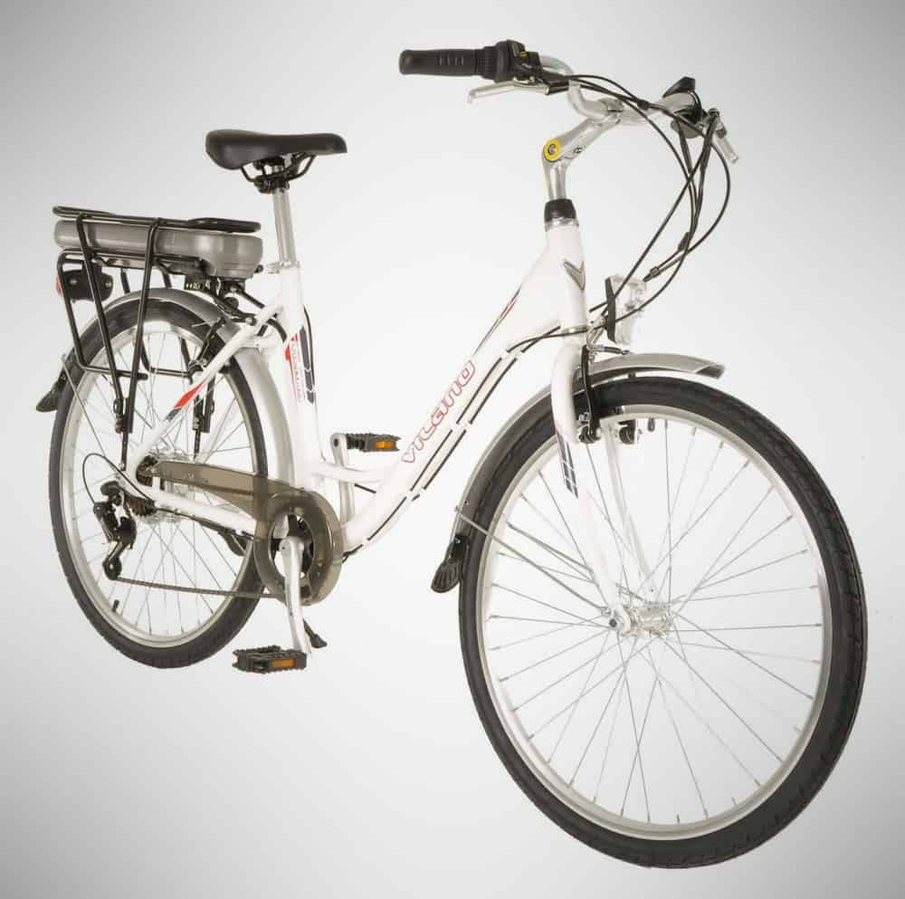 Nakto 26 250W Cargo-Electric Bicycle