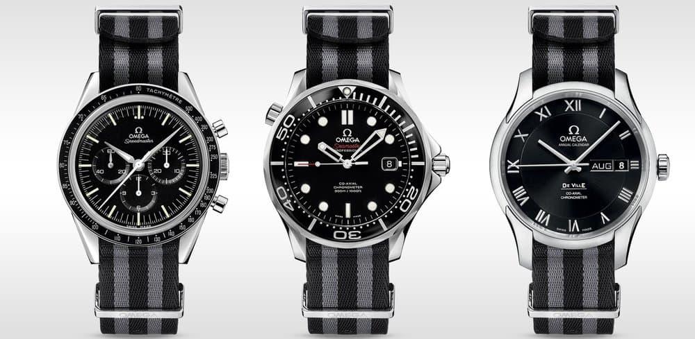 Omega – NATO watch strap