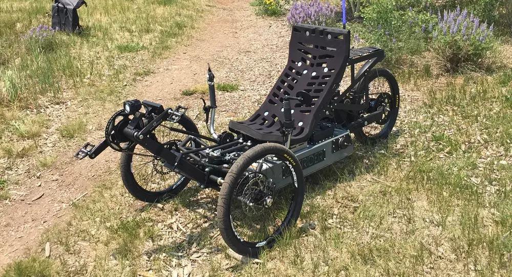 Outrider Trike – electric bike