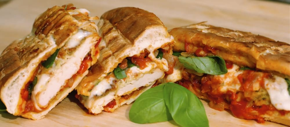 Parmas – best sandwich