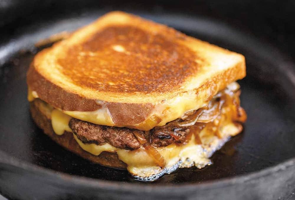 Patty Melt – best sandwich